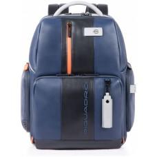 Рюкзак Piquadro Urban CA4550UB00BM/BLGR синий/серый