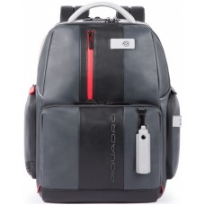 Рюкзак Piquadro Urban CA4550UB00BM/GRN серый/черный