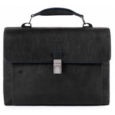 Портфель Piquadro B2S CA4745B2S/N черный