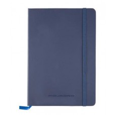 Тетрадь Piquadro AC4867RA/BLU A5 линейка синий