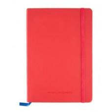 Тетрадь Piquadro AC4867RA/R A5 линейка красный