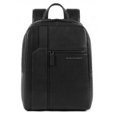 Рюкзак унисекс Piquadro Kobe CA4944S105/N черный натур.кожа