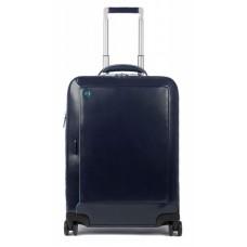 Сумка дорожная Piquadro BLUE SQUARE (BV5004B2/BLU2) 40x55x20см 45л. 3.29кг. кожа натуральная синий