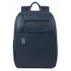 Рюкзак Piquadro Acron CA3214AO/BLU синий натур.кожа