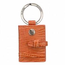 Брелок-обложка для фото оранжевого цвета Dr.Koffer X510201-189-58