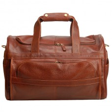 Дорожная  сумка на съемном плечевом ремне Dr.koffer B246370-02-05