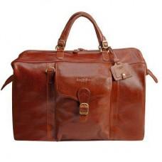 Дорожная сумка со съемным плечевым ремнем Dr.koffer B275540-02-05