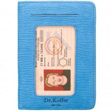 Dr.Koffer X268010-164-70 обложка для автодокументов