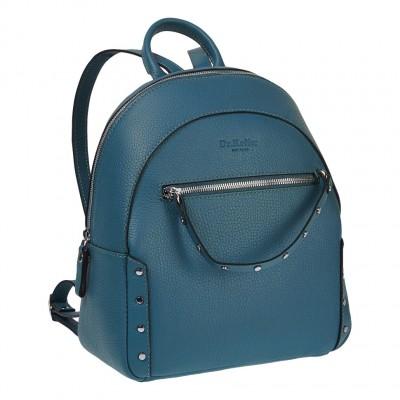 Голубой рюкзак Dr. Koffer 5253S-69