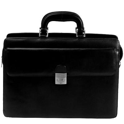 Сумка-портфель с тремя отделениями Dr.koffer B402166-01-04
