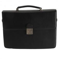Мужской портфель со съемным ремнем Dr.koffer P402114-01-04