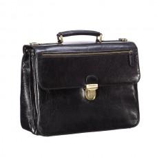 Портфель со съемным плечевым ремнем Dr.koffer Р402418-59-04