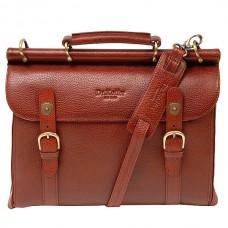 Портфель со съемным плечевым ремнем Dr.koffer P402226-02-05