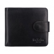 Черное портмоне из кожи Dr.Koffer X510143-220-04