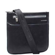 Кожаная сумка через плечо Piquadro Blue Square CA1358B2/N