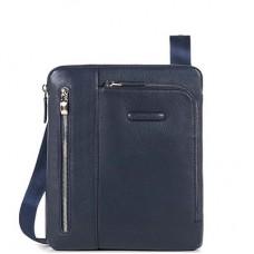 Кожаная сумка через плечо Piquadro Modus CA1816MO/BLU