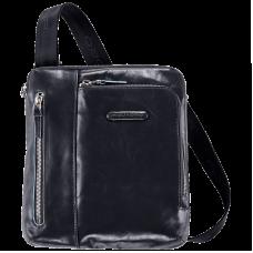 Новая сумка из телячьей кожи Piquadro CA1816B2/BLU2
