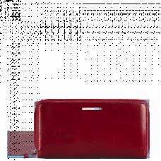 Женское портмоне из телячьей кожи Piquadro PD3229B2/R
