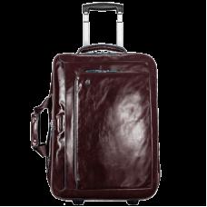 Дорожная сумка Piquadro BV2960B2/MO кожаная