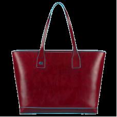 Женская сумка Piquadro BD3336B2/R кожаная