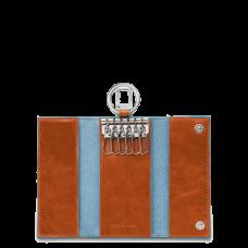 Ключница Piquadro PC1397B2/AR оранжевая