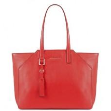 Женская сумка Piquadro BD4323MU/R кожаная