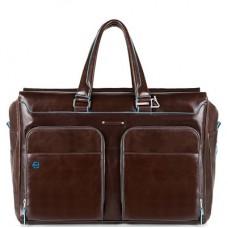 Дорожная сумка Piquadro BV4342B2/MO кожаная