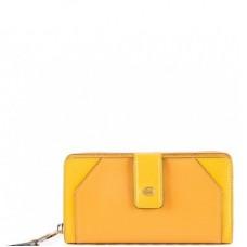Кошелек Piquadro PD1354MU/G женский желтый