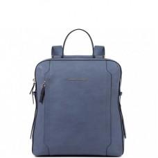 Рюкзак женский Piquadro CA4576W92/AV кожаный синий