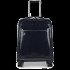 Дорожная сумка Piquadro BV3849B2/BLU2 кожаная