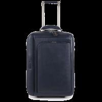 Дорожная сумка Piquadro BV2960MO/BLU кожаная