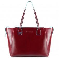 Женская сумка Piquadro BD3883B2/R кожаная