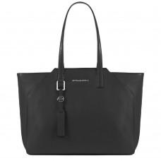Женская сумка Piquadro BD4323MU/N кожаная