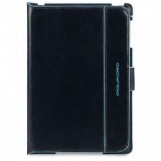 Чехол Piquadro AC3750B2/BLU2 кожаный для Ipad mini 4 синий