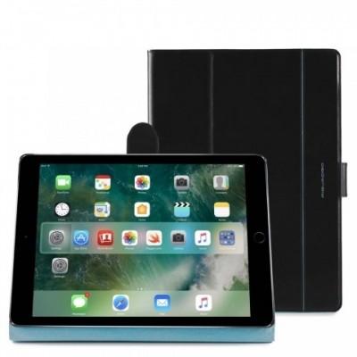 """Чехол Piquadro AC4282B2/N кожаный для Ipad Pro 12,9"""" черный"""