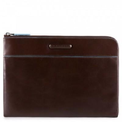 """Чехол-клатч Piquadro AC3776B2/MO кожаный для Ipad 9,7"""" коричневый"""