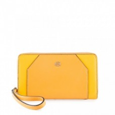 Клатч Piquadro AC4332MUSR/G женский желтый
