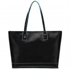 Женская сумка Piquadro BD3336B2/N кожаная
