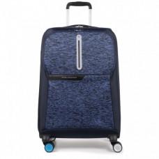Дорожная сумка Piquadro BV4334OS37/BLU на колесах синяя