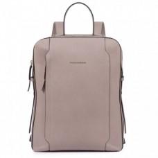Рюкзак женский Piquadro CA4576W92/BE кожаный бежевый
