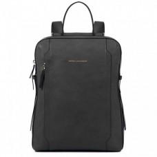 Рюкзак женский Piquadro CA4576W92/N кожаный черный