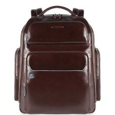 Рюкзак Piquadro Blue Square CA3998B2/MO / красно-коричневый