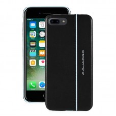 Чехол Piquadro AC3215B2/N для iPhone 7 Plus / черный