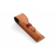 Чехол Parker из натуральной кожи, цвет коричнево-рыжий